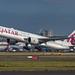 A7-BEW Qatar Airways Boeing 777-3DZ(ER) 16R Sydney Airport SYD/YSSY 23/9/2018 by TonyJ86