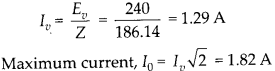 NCERT Solutions for Class 12 Physics Chapter 7 Alternating Current 25