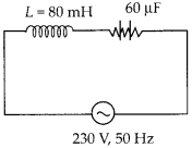 NCERT Solutions for Class 12 Physics Chapter 7 Alternating Current 40