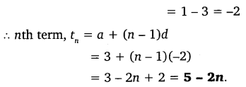 NCERT Solutions for Class 10 Maths Chapter 5 Arithmetic Progressions 70