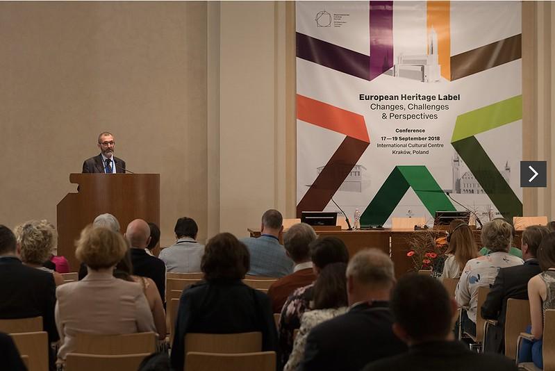 European Heritage Label Conference, 17-19 September, Krakòw, Poland