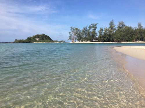 サムイ島 チェンモンビーチの無人島がプールヴィラリゾートになってた!