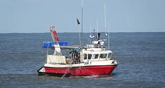 Noorderhavenhoofd van Hoek van Holland