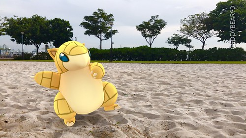 027 Sandshrew (position=left)