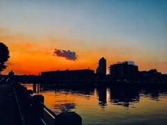 Sheepshead Bay sunset
