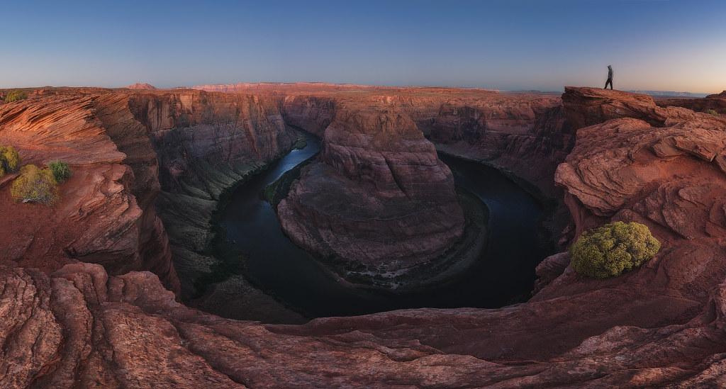 AV08 AV04 Juliocastro (Estados Unidos) - Explorando el Cañón - Tomada en Horseshoe Bend, Arizona (Estados Unidos) el 22-09-2017