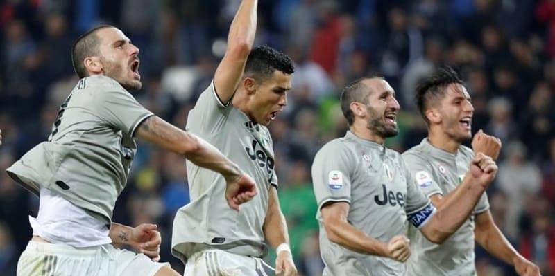 Juventus Ukir Sejarah Tak Terkalahkan Dalam 10 Pertandingan Beruntun