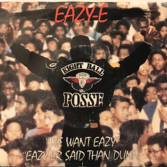 EAZY-E:WE WANT EAZY(JACKET A)