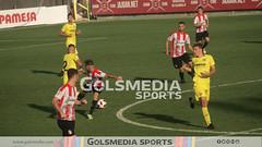Villarreal CF C 4-2 CD Acero (12/10/2018), Jorge Sastriques