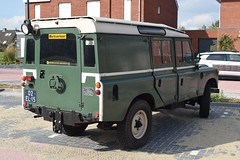 "Land Rover 109"" Stationwagon 1975"