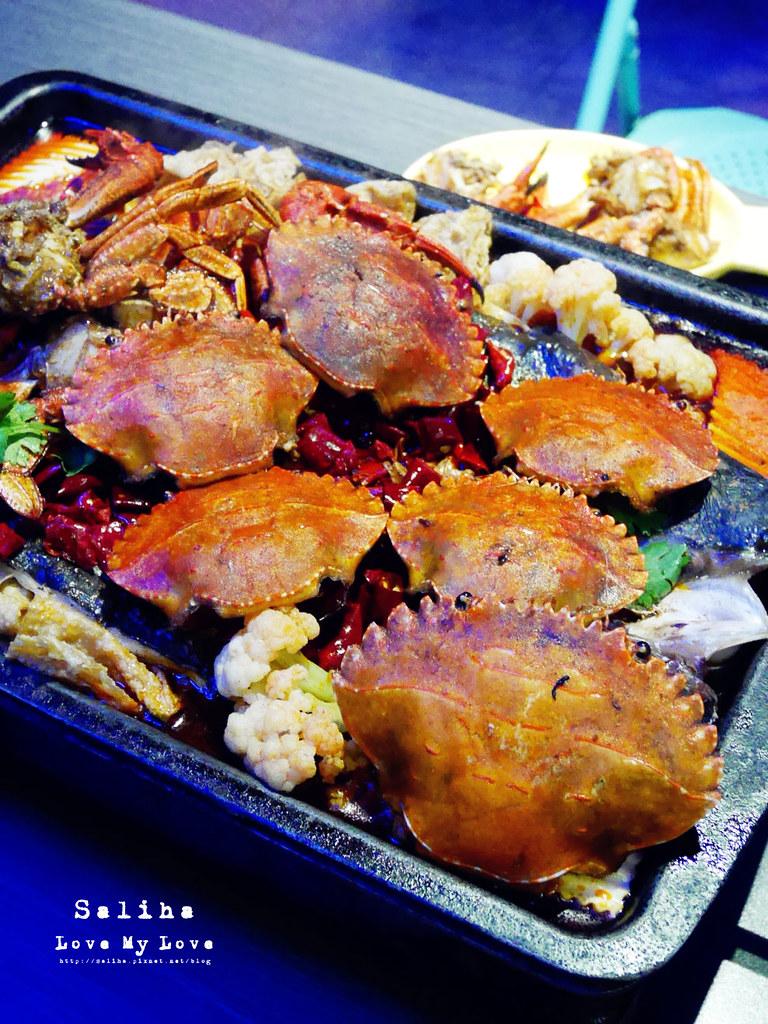 新北中和必吃海鮮餐廳美食火鍋大推水貨炭火烤魚中和店 (12)