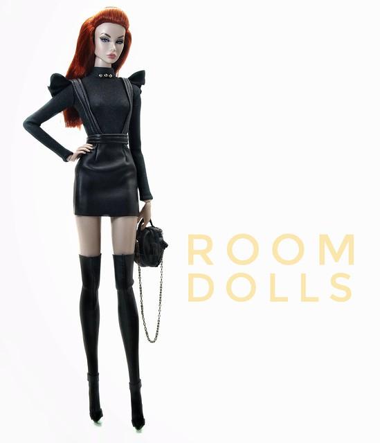 Poppy Roomdolls Body Skirt, Sony SLT-A37, DT 18-55mm F3.5-5.6 SAM