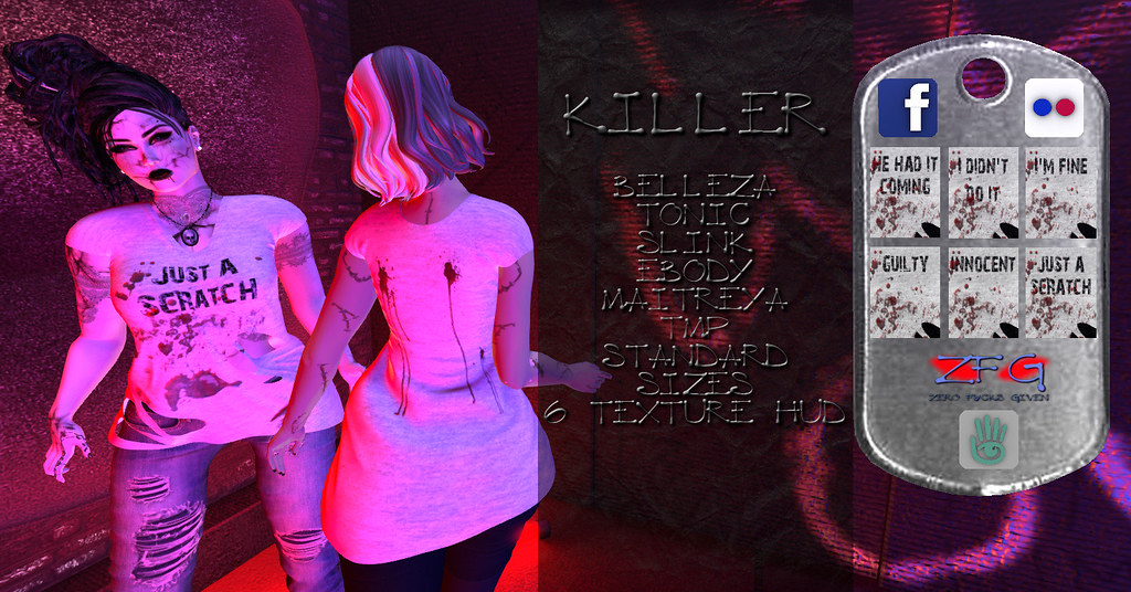 {zfg} killer - TeleportHub.com Live!