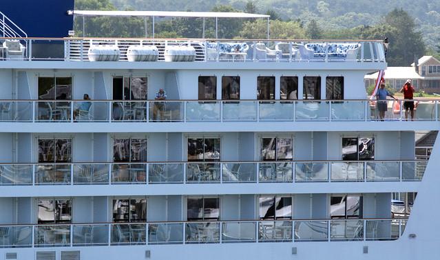 upper decks