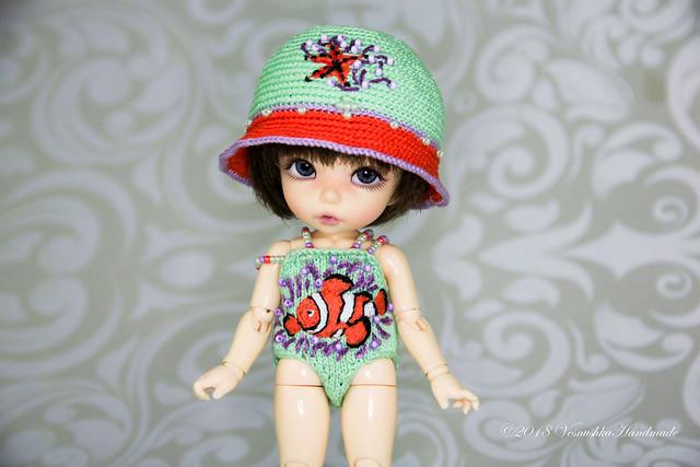 Clown fish swimmwear set PKF