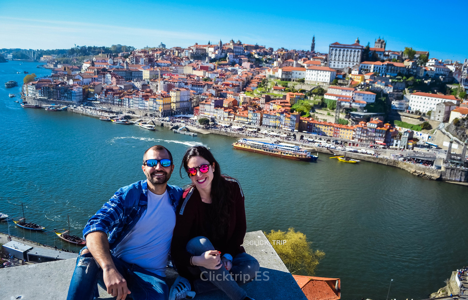 · Ruta por Oporto y alrededores · Oporto a nuestros pies · Click_Trip ·