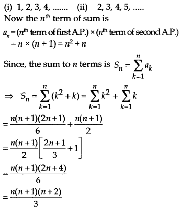 NCERT Solutions for Class 11 Maths Chapter 9 Sequences and Series 72