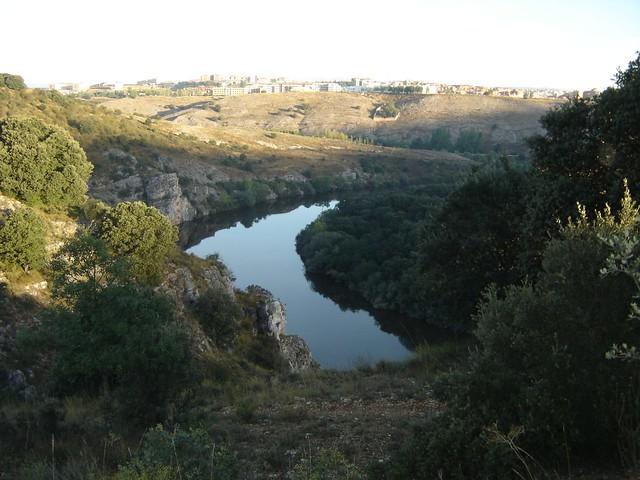 Soria-Los Rábanos por los miradores del Duero