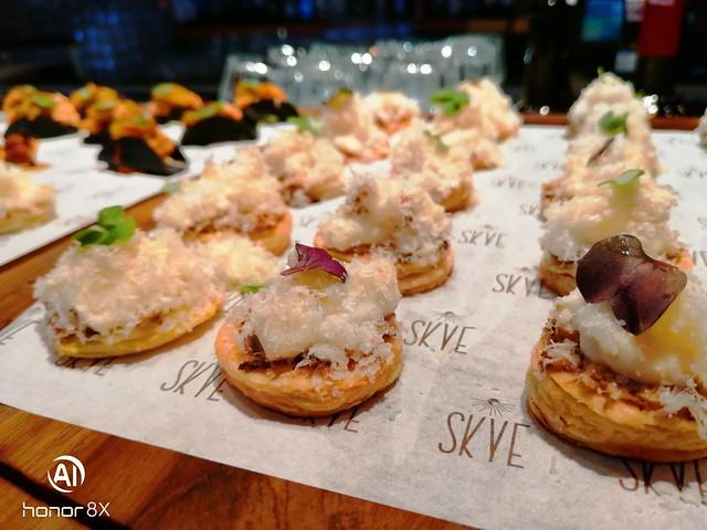 Foto makanan dengan AI camera Honor 8x (Liputan6.com/ Agustin Setyo W)