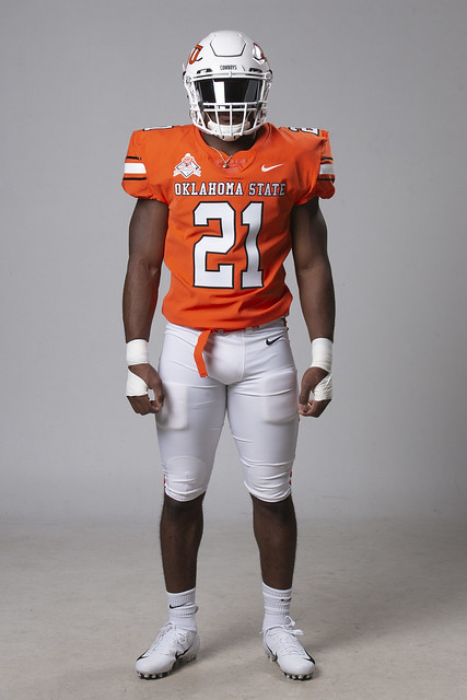 best website a6827 a434a Oklahoma State to wear 1988 throwback uniforms for ...