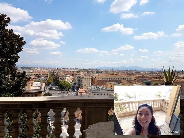 Museum Vatican view