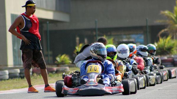 Quinta etapa do Baiano de Kart foi show. Fotos: Gabriela Simões
