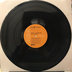 JOHNNY GRIFFITH, INC.:TOGETHER, TOGETHERNESS(RECORD SIDE-B)