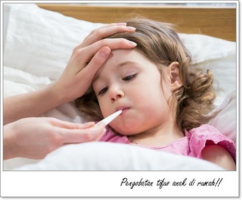 Pahami Cara Penyembuhan Tipes Anak Di Rumah
