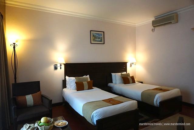 Deluxe Room Hotel Barahi Pokhara