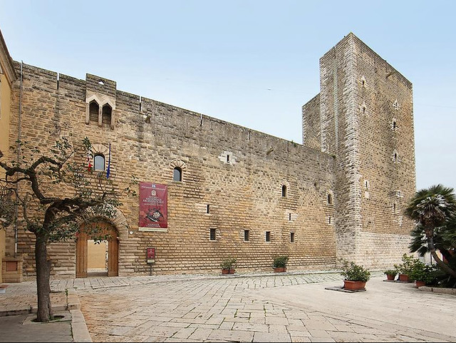 castello normanno svevo