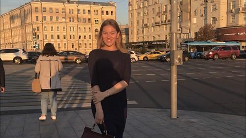 Sunny face! No makeup! Albina Belova