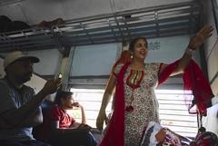 Train ride  #train #india #haryana #t3mujinpack