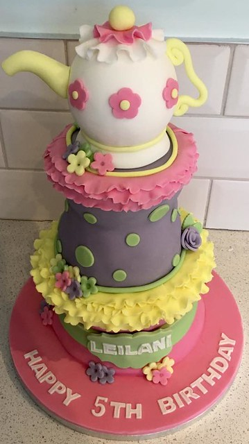 Cake by A Touch Of Paris Cakes