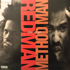 METHOD MAN & REDMAN:HOW HIGH(JACKET A)
