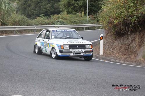 38 Rallye Villa Teror / GC Historic Rallye 2018 | by britoprensaracing