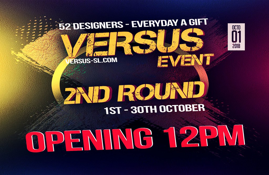 VERSUS EVENT opening 12pm - TeleportHub.com Live!
