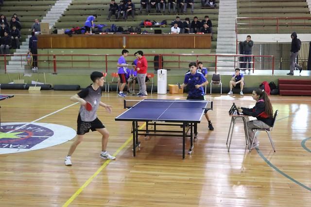 Nacional Tenis de Mesa Copa Salesianos 127 años