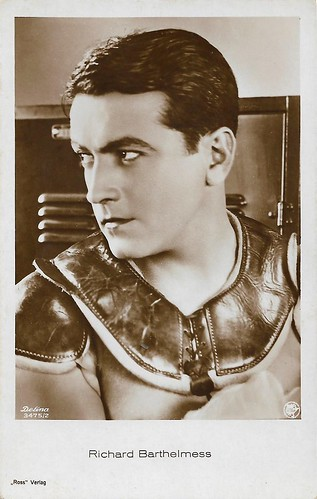 Richard Barthelmess in The Drop-Kick (1927)