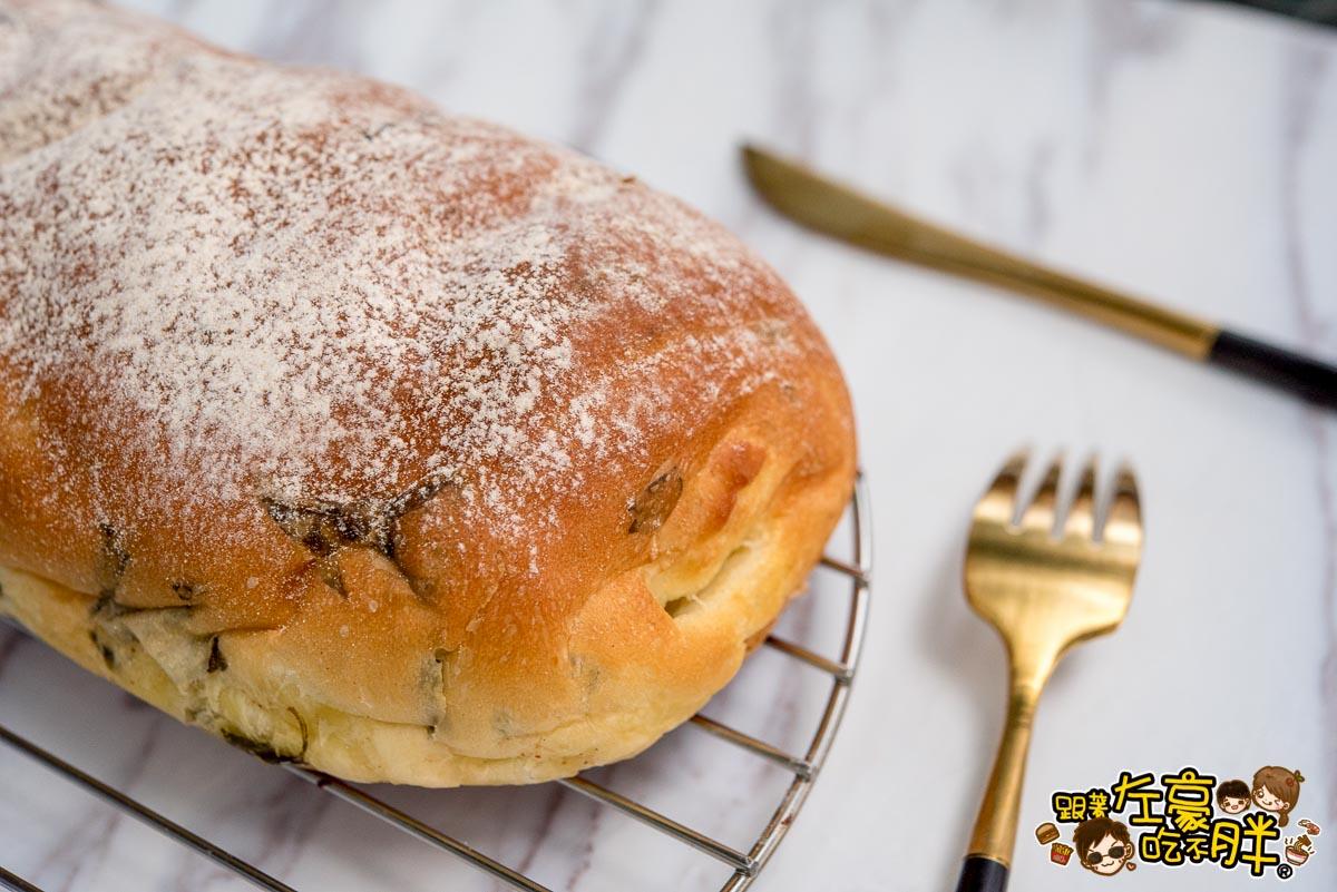 屏東美食 小恩家手作麵包專賣-56