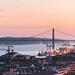 Lisbon   |   Ponte 25 de Abril