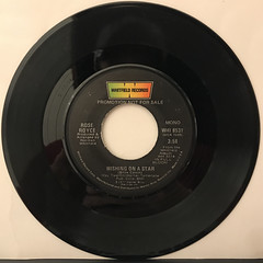 ROSE ROYCE:WISHING ON A STAR(RECORD SIDE-B)