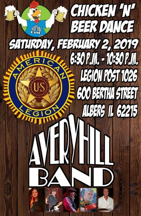 Avery Hill 2-2-19