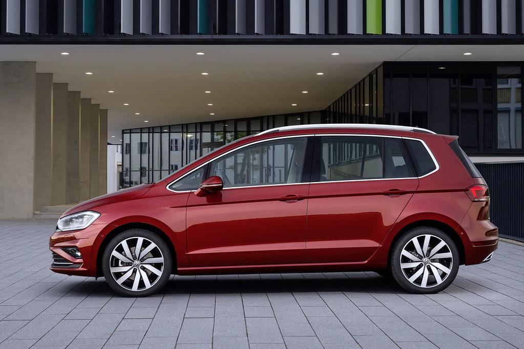 Comprar Volkswagen Golf Sportsvan