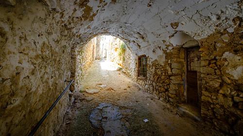 Ag Georgios Sikousis, Chios Island, Greece