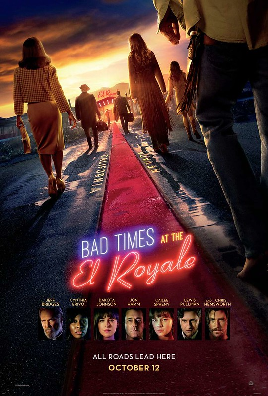 Bad Times at the El Royale - Poster 18