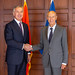 WIPO Director General and Montenegro's President Hold Bilateral Talks