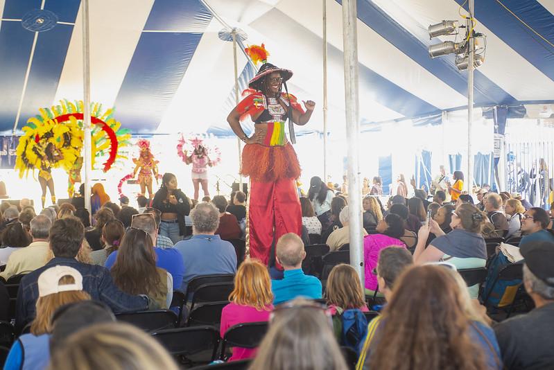 Richmond Folk Festival 2018