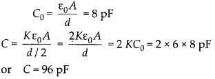 NCERT Solutions for Class 12 Physics Chapter 2 Electrostatic Potential and Capacitance 6