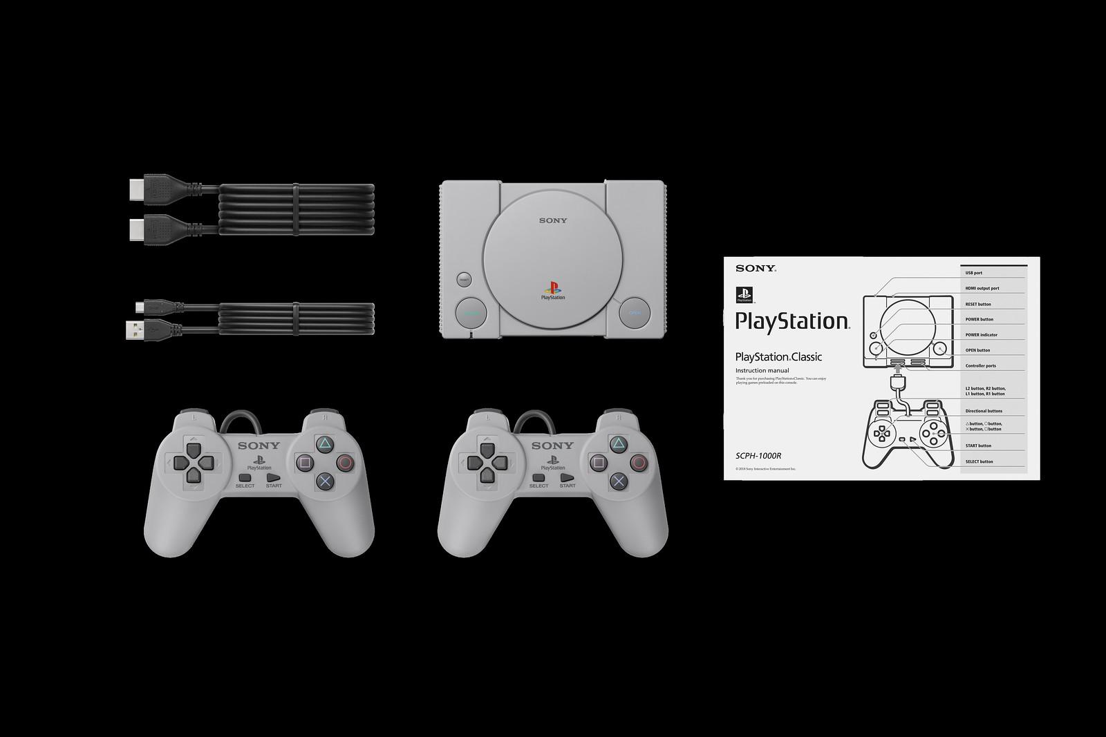 Lista 20 juegos PlayStation Classic