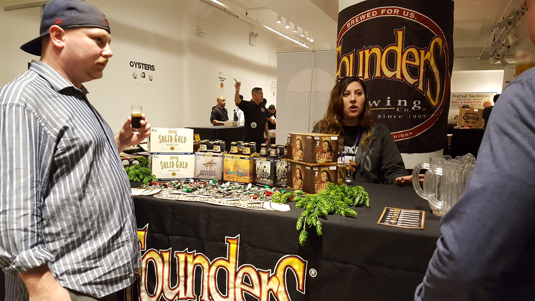 New York City Craft Beer Festival Fall 2018 (4)